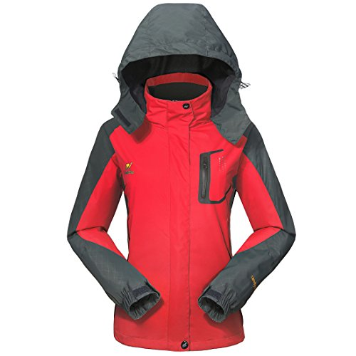 Waterproof Jacket Rain Coats for Women -GIVBRO...
