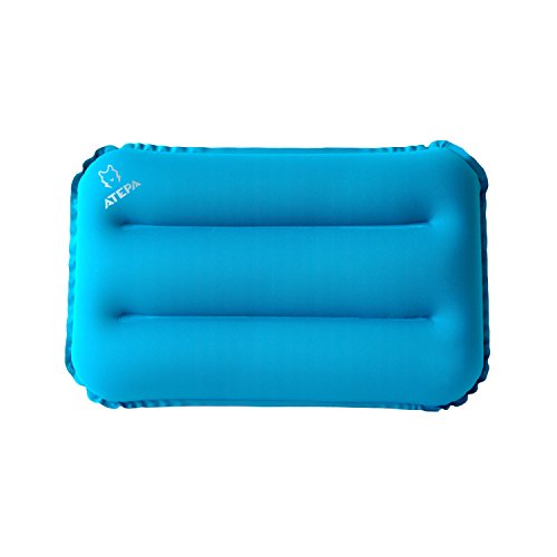 Excellent inflatable camping pillow