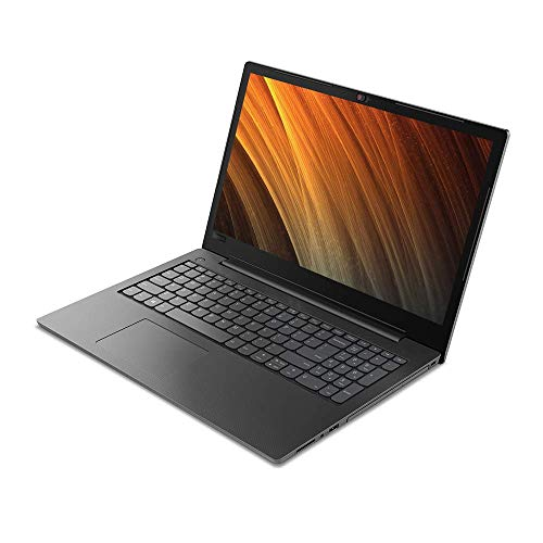 Lenovo V15 Intel Core i3 8th Gen 15-inch HD Thin and Light Laptop (4GB RAM/ 1TB HDD/ DOS/ Grey/ 1.85 kg), 81YD001KIH