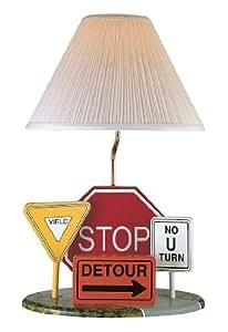Lite Source 3HS20106 Highway Signs Lamp