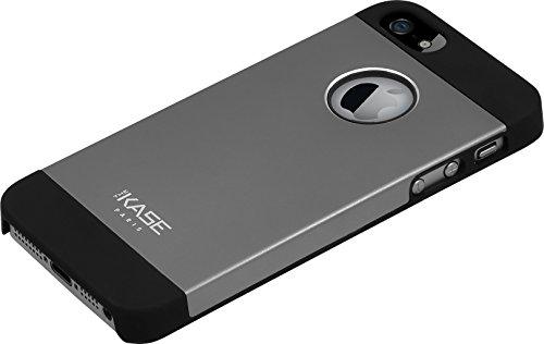 The Kase 36832814Schutzhülle für iPhone 5/5S/SE Grau sidéral