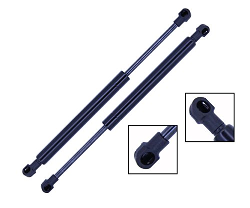 2 Pieces (SET) Tuff Support Trunk Lid Lift Supports 2007 To 2011 Nissan Sentra