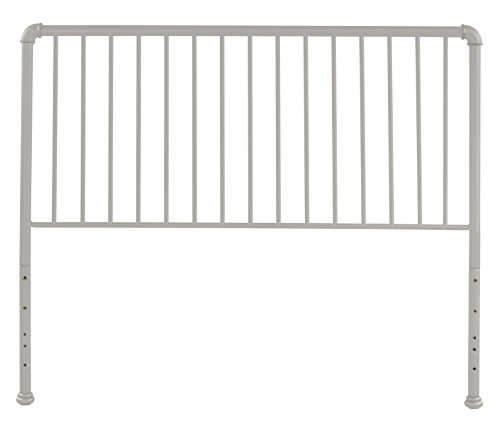 2001 Full Metal - Hillsdale Furniture 2001-470 Headboard Full White