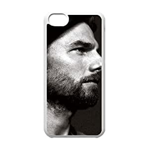 YYCASE Print Tom Cruise Pattern Hard Case for iPhone 5C