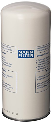 Killer Filter Replacement for Mann LB962/2 by Killer Filter