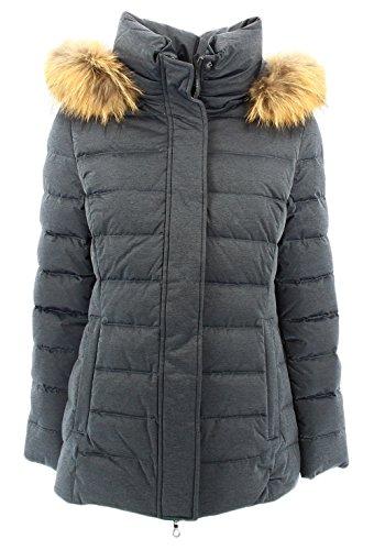 HETREGO Women's Jacket Grey Grey