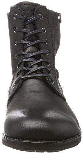 Blackstone Damen Ol41 Desert Boots Schwarz (nero)