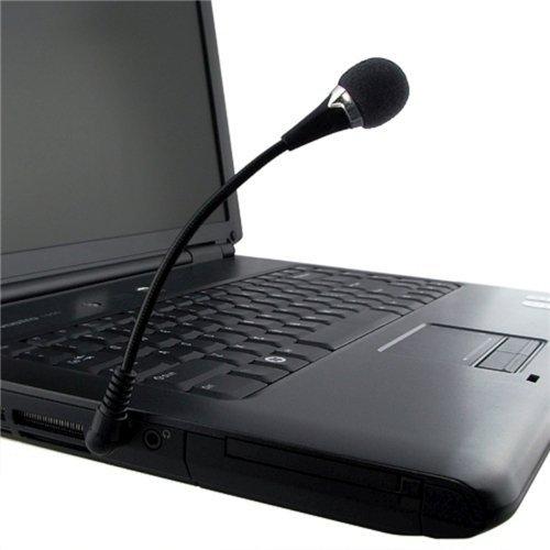 UTL CES Mini 3.5mm Flexible Microphone for PC/Laptop/Skype