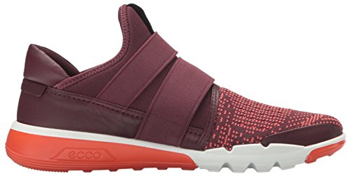 Baskets 50315bordeaux 2 Bordeaux coral Rouge Femme Blush Intrinsic Rot Basses Ecco gExcaqHwBZ