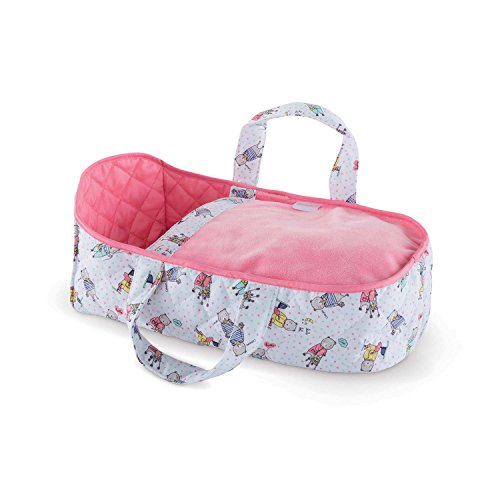 Mon Premier Collection - Corolle Mon Premier Poupon Carry Bed Toy Baby Doll