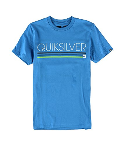 Quiksilver Mens Slim Stack Graphic T-Shirt bnb0 (Quiksilver Slim T-shirt)