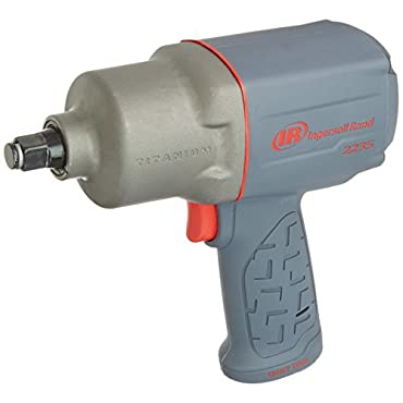 Ingersoll Rand 2235QTiMAX 1/2 Quiet Titanium Air Impact Wrench