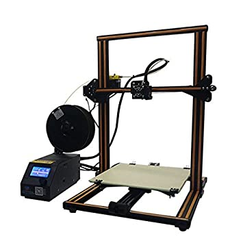 Amazon.com: Impresora 3D bricolaje Creality tamaño de ...