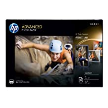 Hp Adv Gloss Photo Paper 13 X19 20 Shts