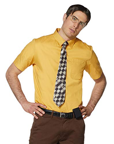 Spirit Halloween The Office Dwight Schrute Costume | Officially Licensed -