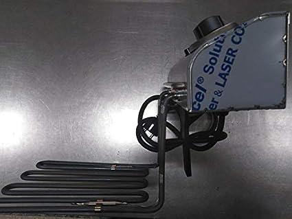 CubetasGastronorm - Resistencia Freidora Cabezal 4000W 230V F9 Compatible movilfrit - P 907023: Amazon.es: Amazon.es