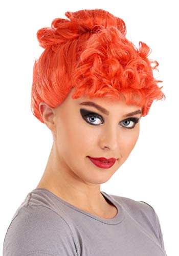 LF Products Pte. Ltd. Fun Costumes Womens Deluxe Wilma Flintstone Wig Standard]()
