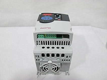 NEW ALLEN BRADLEY 22F-D8P7N103 POWERFLEX 4M 5HP 0-400HZ 0