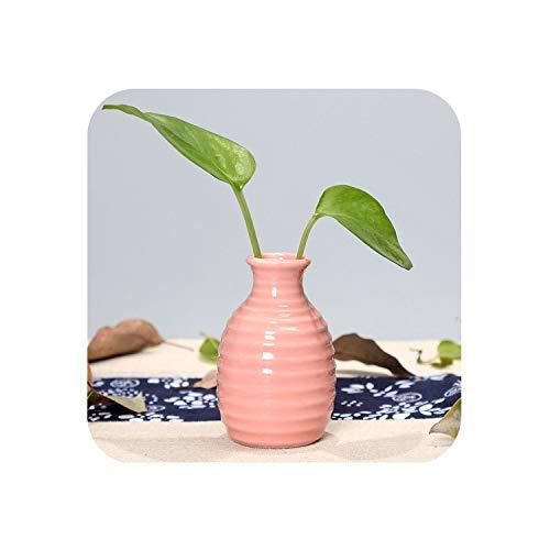 Europe Profile Brief Matt Porcelain Vase Fashion Ceramic Diamond Ceramic Flower Vase Room Study Hallway Home Wedding Decoration,B