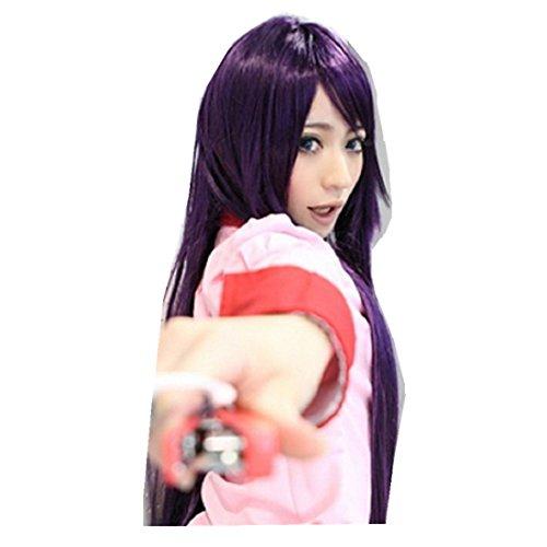 Cosplay Bakemonogatari Costume (Bakemonogatari Senjougahara Hitagi cosplay costume)