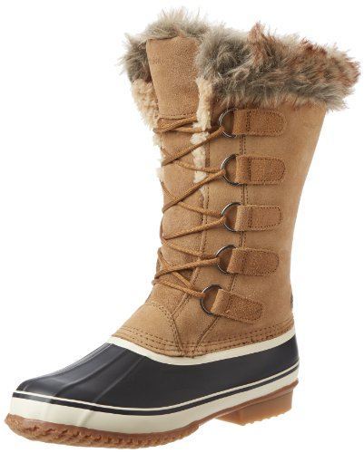 Northside Women's Kathmandu Snow Boot,Honey,8 M (Fur Lined Duck Boot)