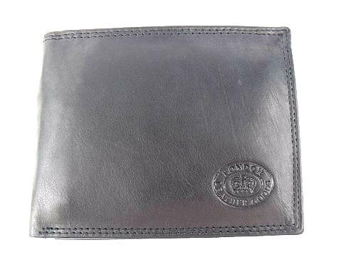 Mens 42 Mens Leather Designer Designer Wallet Black Leather By London F5r5pq
