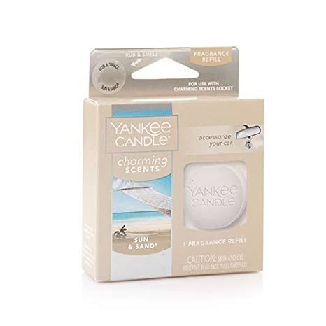 Yankee Candle Charming Scent Fragrance Refill Black Coconut