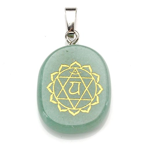 JOVIVI Chakras Healing Crystals Aventurine
