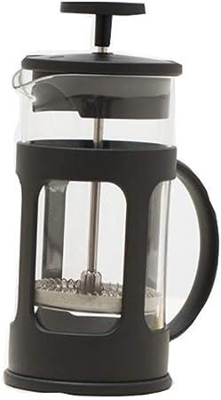 BJYG Cafetera a presión Francesa 350ml Golpe de Mano Red de Filtro doméstico Tetera 7 * 18cm, 350ml: Amazon.es: Hogar
