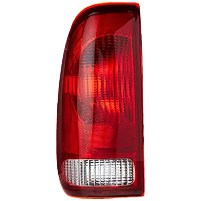 TYC 11-3190-01-1 Compatible with Ford Left Replacement Tail Lamp: Automotive