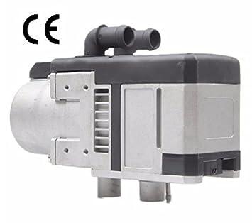 Diesel 5 kW 12 V Agua Calentador similar used auxiliar Webasto de estacionamiento para coches y
