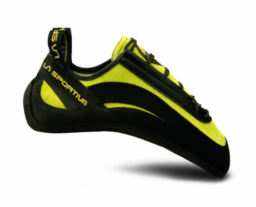 La Sportiva Miura Climbing Shoe - Men's Yellow 42