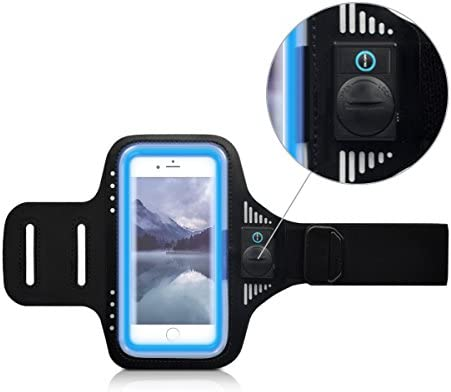 Kwmobile Smartphone Universal Sport Armband Mit Elektronik