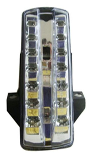 Advanced Lighting Designs Integrated Taillight - Clear TL-0315-IT