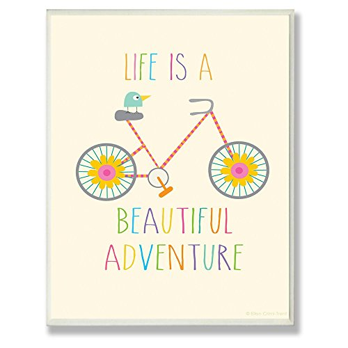 Stupell-Decor-Life-Is-A-Beautiful-Adventure-Wall-Plaque