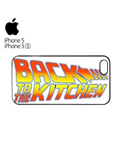 Back to the Kitchen Movie Mobile Cell Phone Case Cover iPhone 5&5s White by hollowden