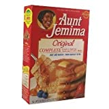 Aunt Jemima Complete Pancake and Waffle Mix 2lb (907g)