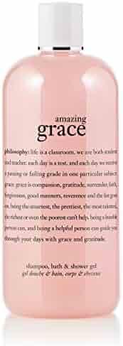 Philosophy Amazing Grace Shampoo, Bath & Shower Gel, 16 Ounces