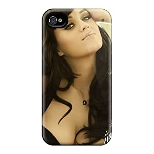 Iphone 4/4s Case Slim [ultra Fit] Katy Perry Protective Case Cover