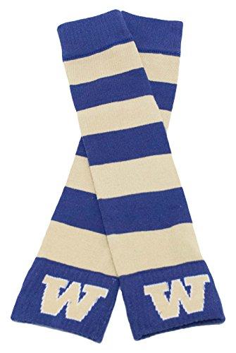 Dublin Dome - NCAA Washington Huskies Spirit Leg Sleeves, One Size, Tan