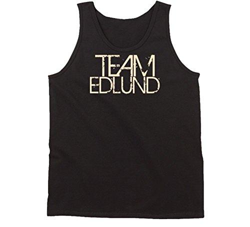 T Shirt Warrior Team Sports Last First Name Edlund Tanktop M Black (Edlund Top)