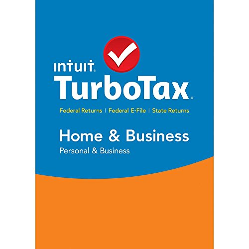 Turbo Tax Home Business VERSION