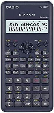 CALCULADORA CIENTIFICA 240 FUNCOES FX-82MS-2-S4-DH PRETA CASIO