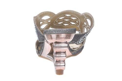 Sandales Gris Femme Pour John JohnFashion Fashion a6nwFE