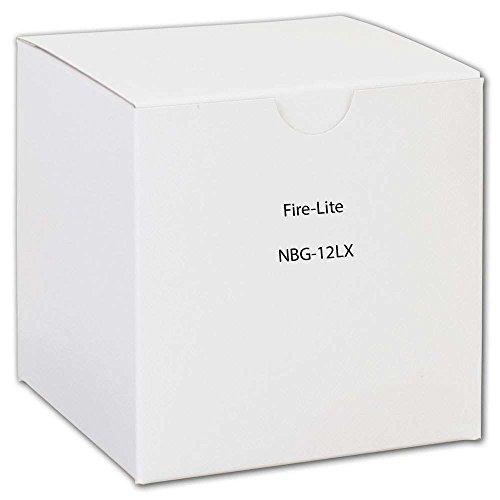 (Notifier Nbg-12Lx Fire Alarm Addressable Pull Station Key Lock)