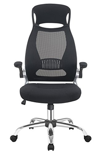 New-Ergonomic-Executive-Gaming-Home-Office-Chair-High-Back-with-Lumbar-Support-and-Adjustable-Armrest