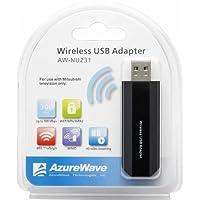 Paddsun AW-NU231 USB Wi-Fi WIFI Dongle Adapter IEEE 802.11n 2.4Ghz 300Mbps for TV LG LM6200-CE, LA6200-CN, LM6400-CE, LM6400-CA, LM6450-CA, LA6500-CC, LM6600-CE, LW5500 LV5700 LW6500 LG AN-WF100