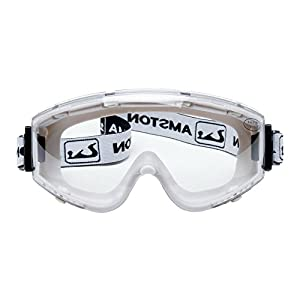 AMSTON Safety Goggles Meets ANSI Z87+ Standards - Personal Protective Equipment for Indoor & Outdoor Use In Construction, DIY, & Laboratories …