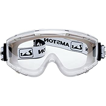ca2125a4a13 AMSTON Safety Goggles ANSI Z87.1 - Meets OSHA Standards - Personal  Protective Equipment for Indoor   Outdoor Use In Construction