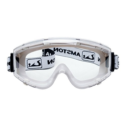 AMSTON Safety Goggles ANSI Z87.1 - Meets OSHA Standards - Personal Protective Equipment for Indoor & Outdoor Use In Construction, DIY, Laboratories ...